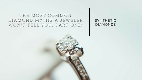 What Jewelers Won't Tell You: Synthetic Diamonds