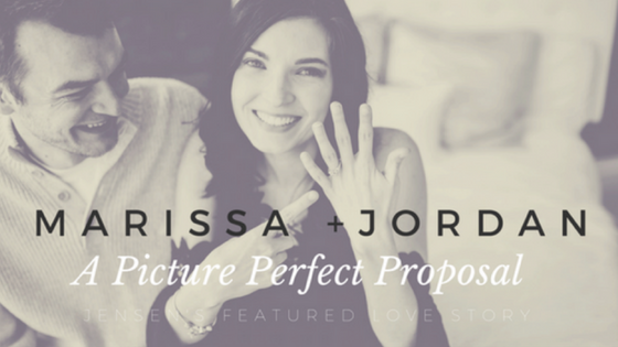 Jordan and Marissa's Picture Perfect Proposal