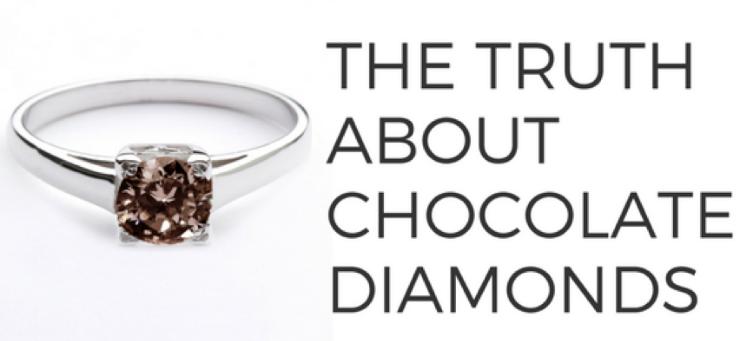 What Jewelers Won't Tell You: Chocolate Diamonds