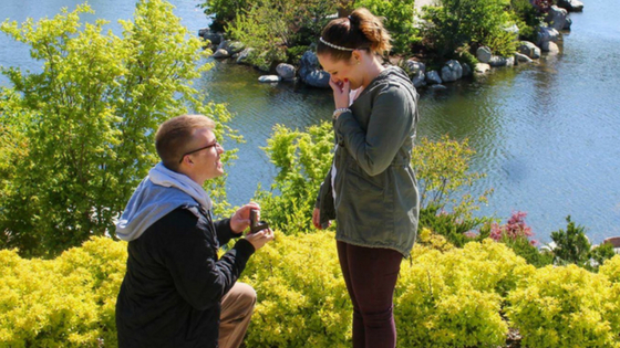 Chris and Janelle's Japanese Garden Proposal