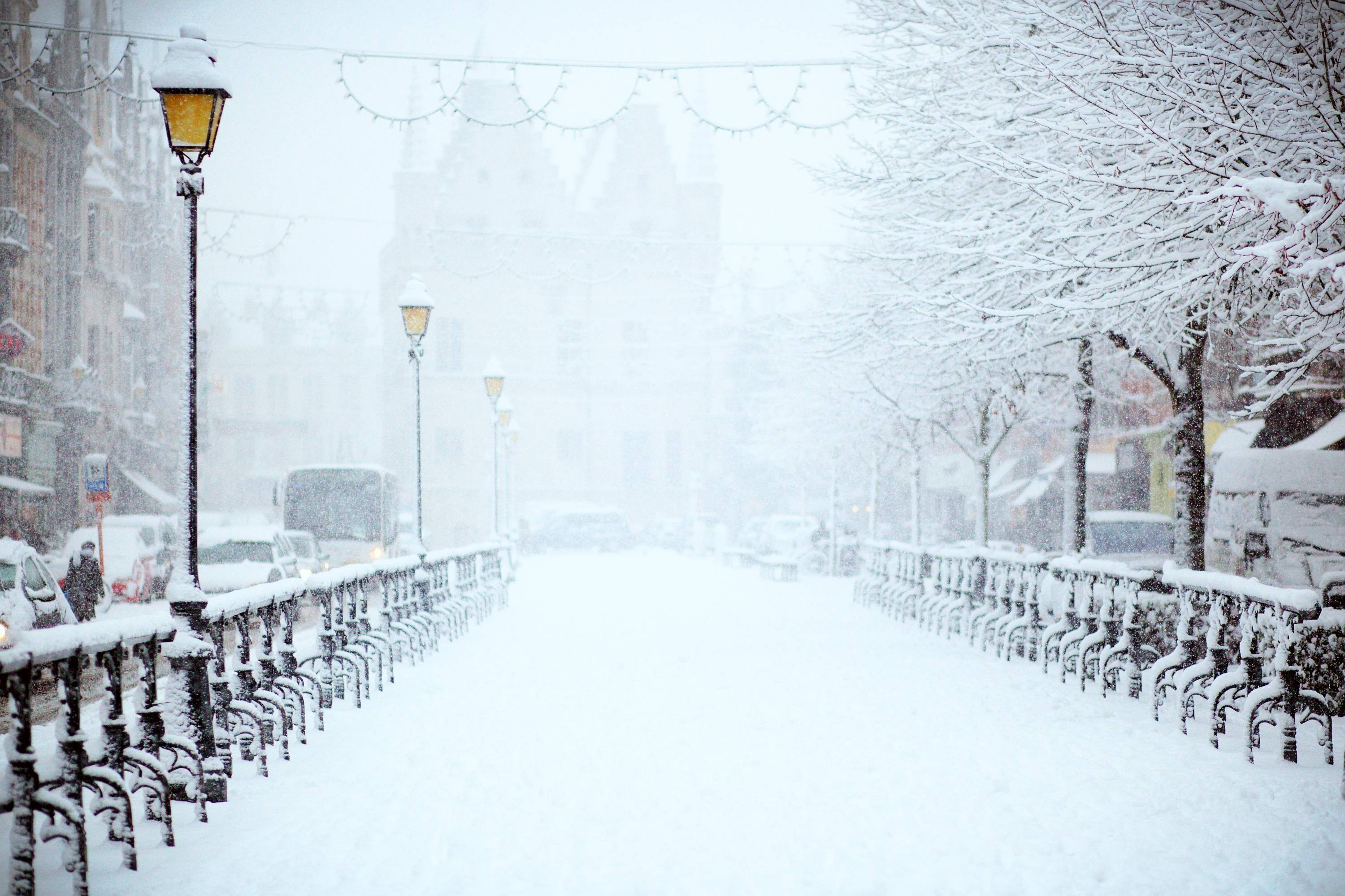 5 Things to Know About Planning Your Winter Wedding