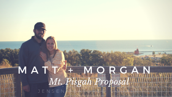 Matt and Morgan's Mt. Pisgah Proposal