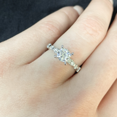 Top 10 Engagement Rings Of 2019 Jensen Jewelers Grand Rapids 1 Engagement Ring Store