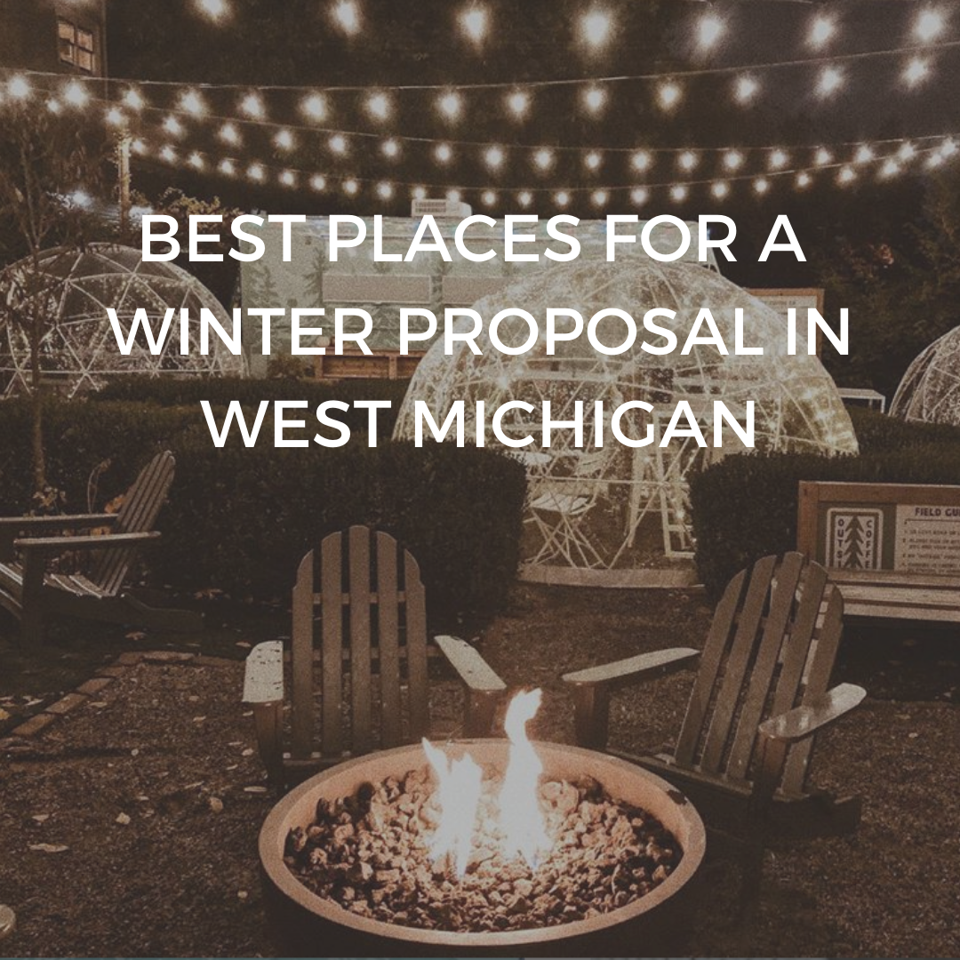 Best Places for a Winter Proposal in West Michigan