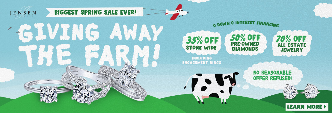 Giving Away Farm Sale | Our Biggest Spring Sale Ever | 35-70% Off