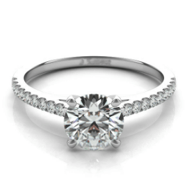 Classic Engagement Ring (2)