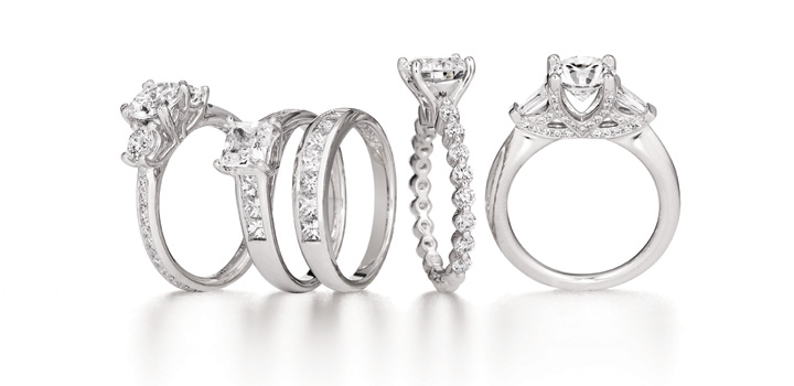 beautiful classic engagement rings