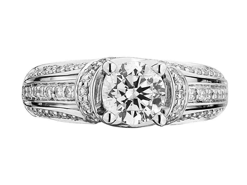 Scott Kay Engagement Rings
