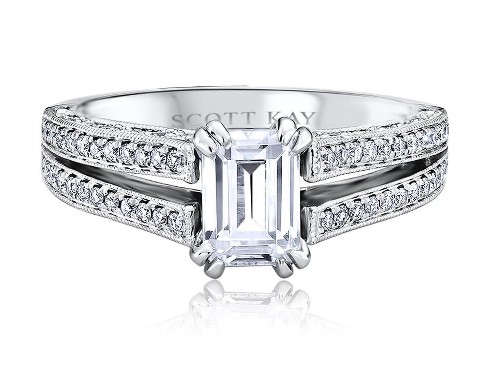 Scott Kay Engagement Rings | Jensen Jewelers, Grand Rapids ...