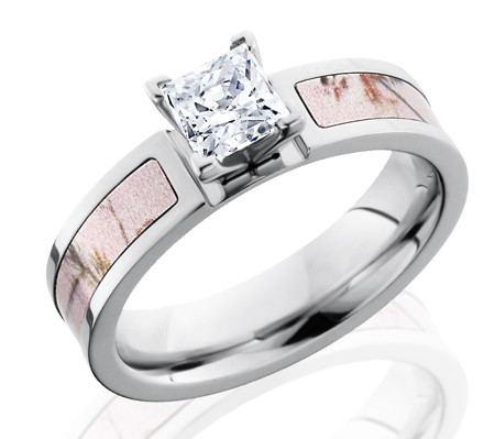pink camo wedding rings 295 295 995 price diamond not included - Camo Wedding Rings For Him