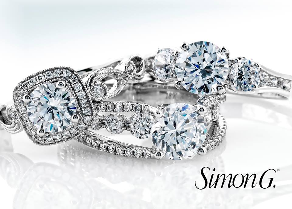 Grand Rapids Jeweler for Simon G Jewelry