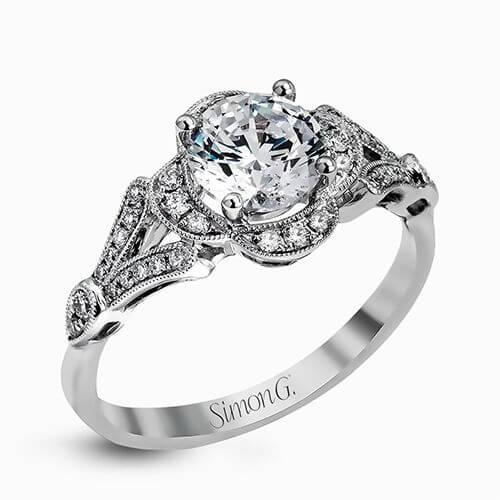 Vintage Engagement Ring (2)