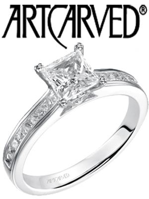 artcarved-engagement-rings
